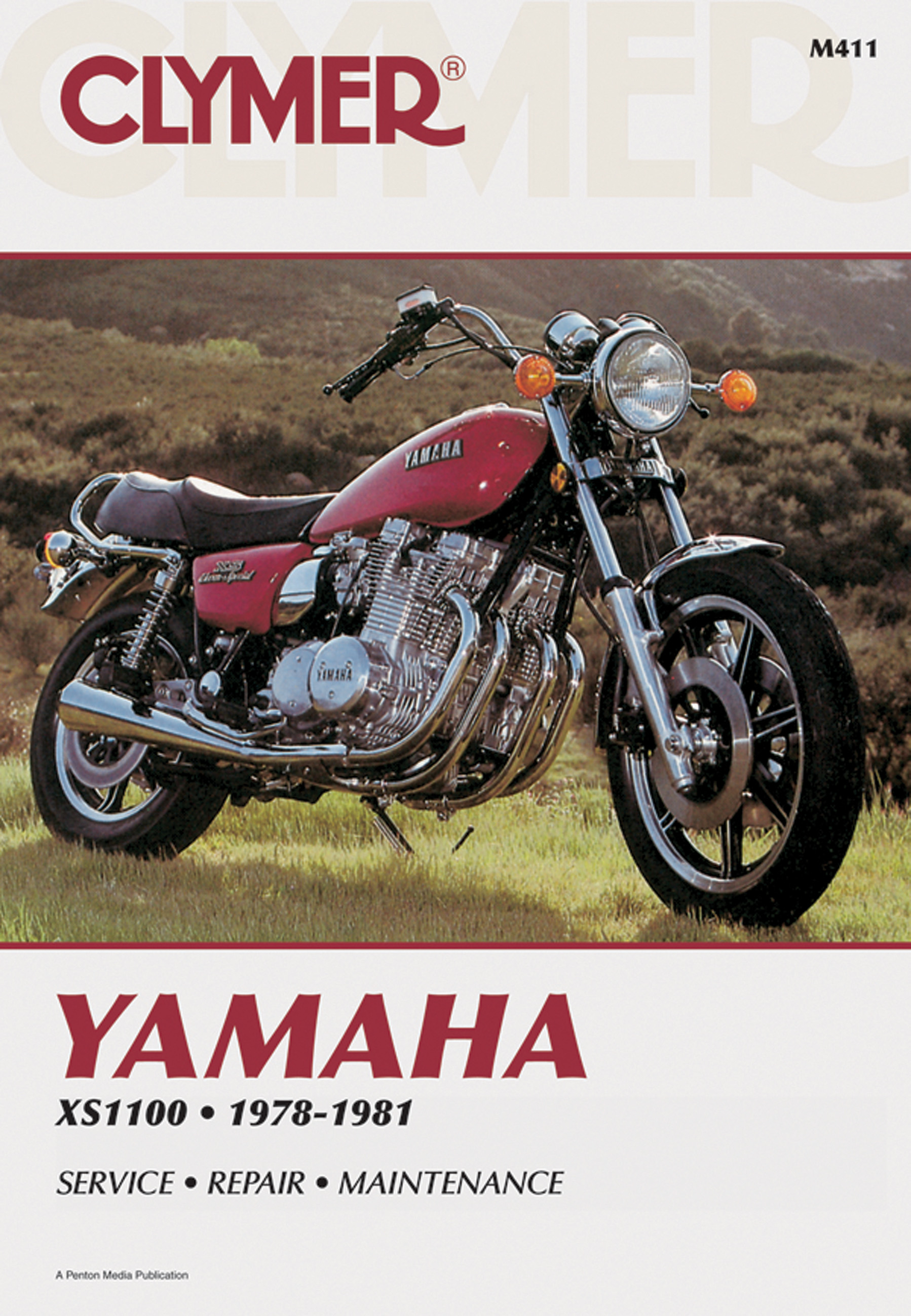 Sentinel YAMAHA XS1100 FOURS SERVICE REPAIR SHOP MANUAL BOOK CLYMER HAYNES  1978-81