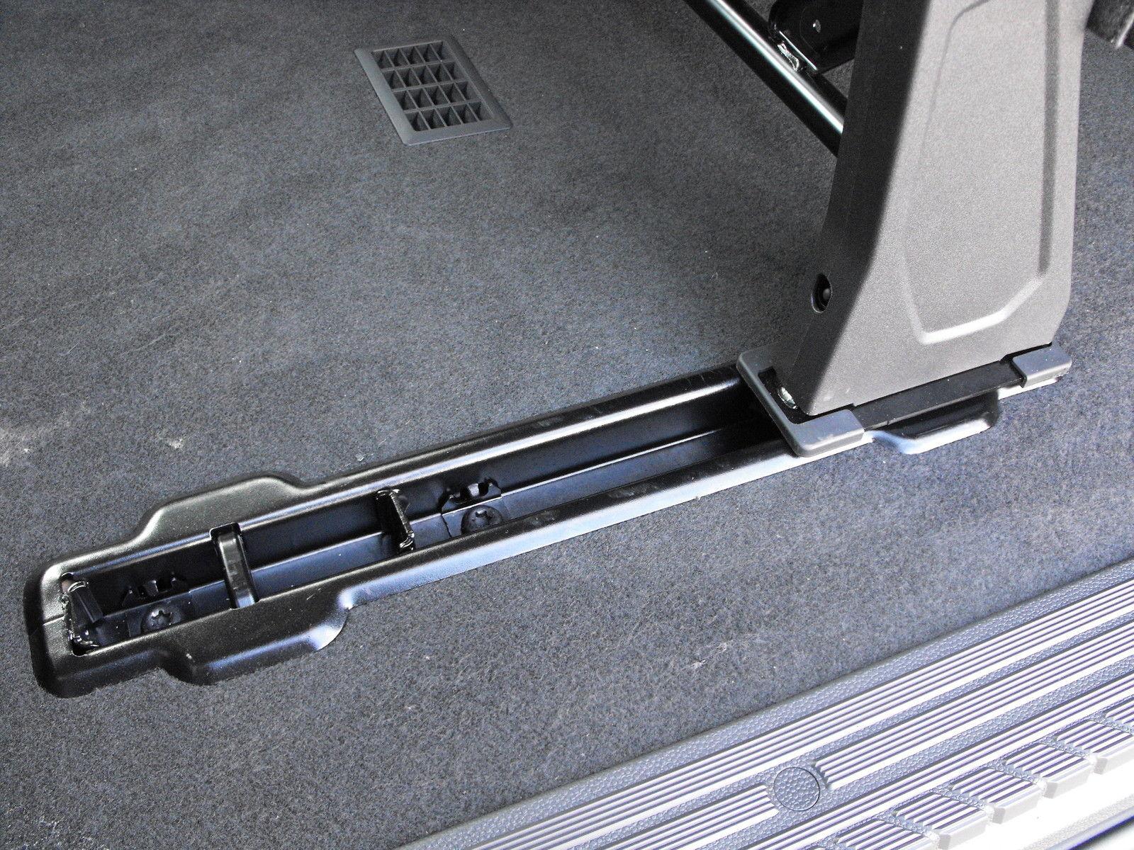 Genuine Oem Folding Triple Bench Seat Incl Belts Fixings