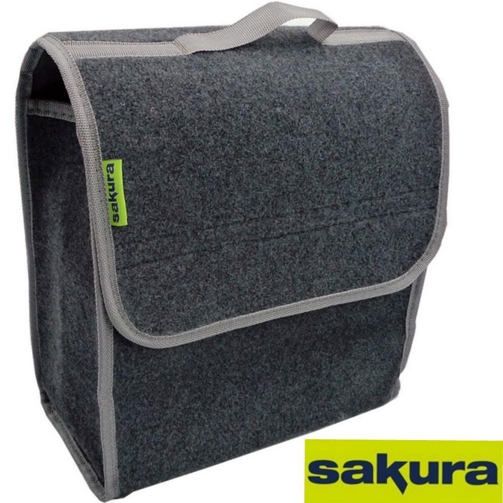 sentinel sakura automotive car van carpet boot storage bag organiser tool oil tidy ss5232