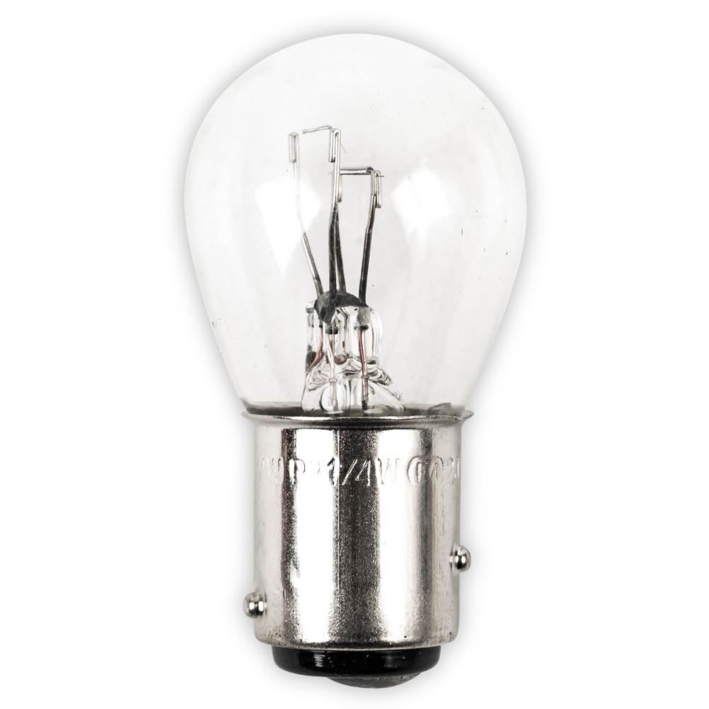 10 x Osram 566 P21//4W Fog /& Tail Light Car Bulbs 12v 21//4w BAZ15D Offset Pins