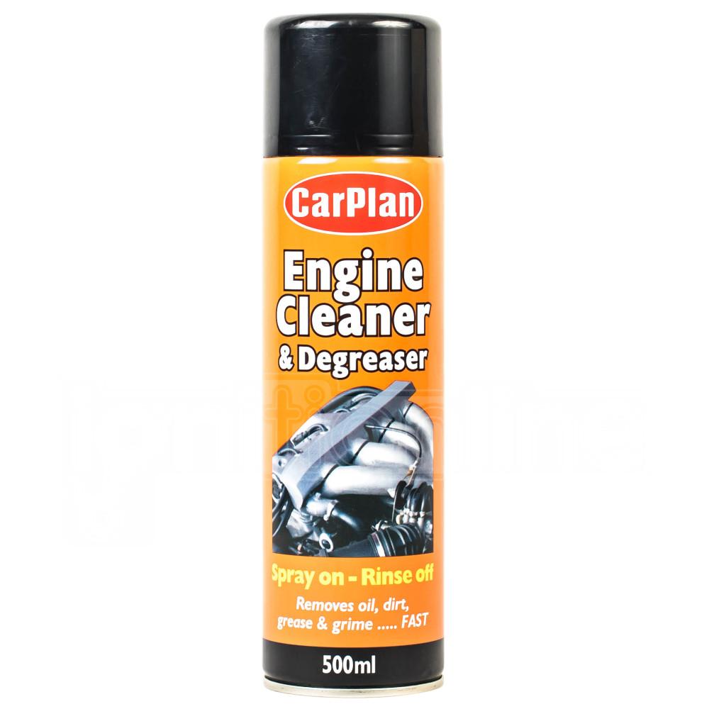 Carplan Engine Cleaner Degreaser Trigger Spray Car Grease Dirt