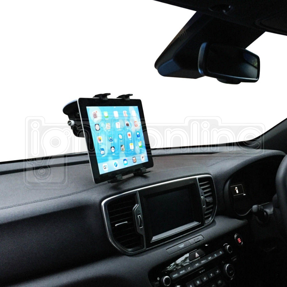 Windscreen Car Mount for Apple ipad 3 iPad 4 iPad 5 and iPad Mini 1//2//3//4