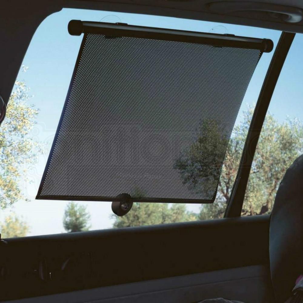 2 X Car Window Roller Blinds Sun Block Shades Baby Children Interior Protection Ebay