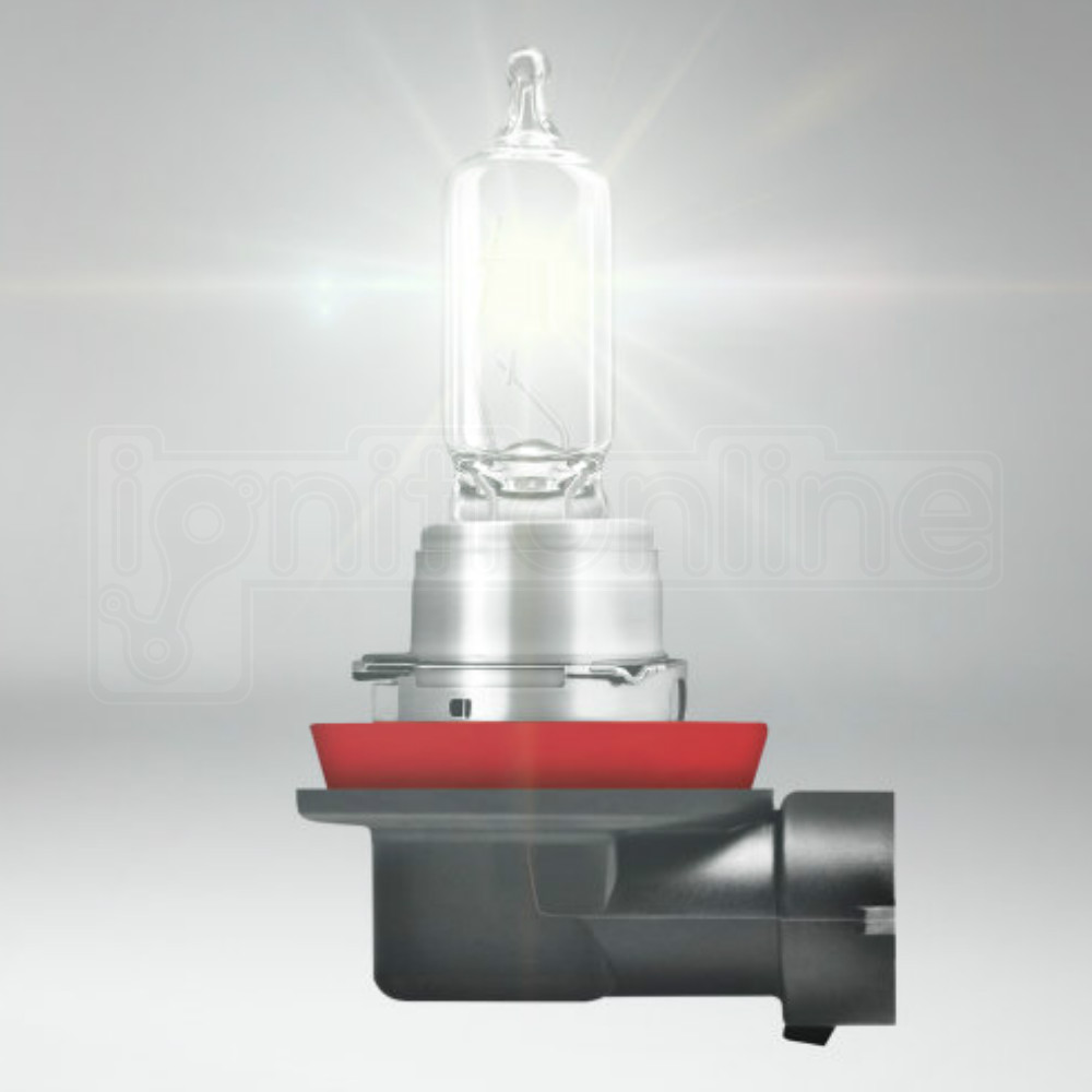 2x Iveco Massif Genuine Osram Original Tail Light Bulbs
