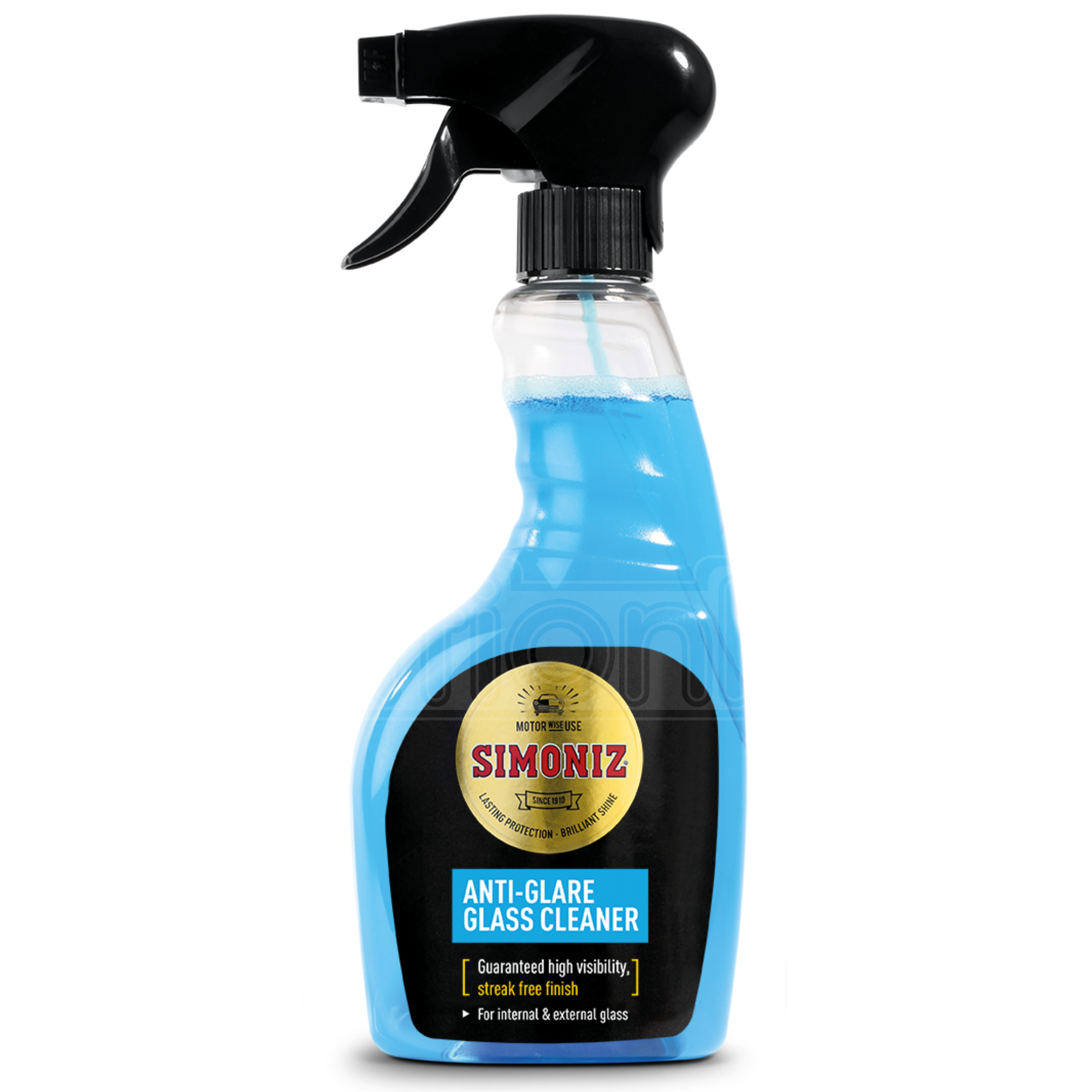 Car Window Cleaner >> Details About Simoniz Glass Cleaner Car Window Windscreen Spray Fast Streak Free 500ml