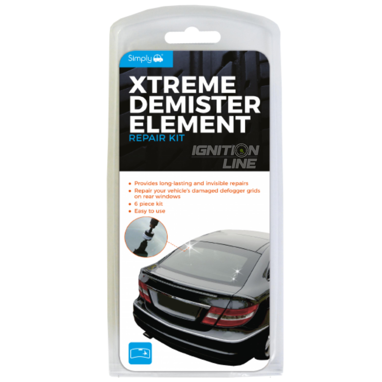 Simply Xtreme Demister Element Repair Kit Heated Car Rear Window Screen