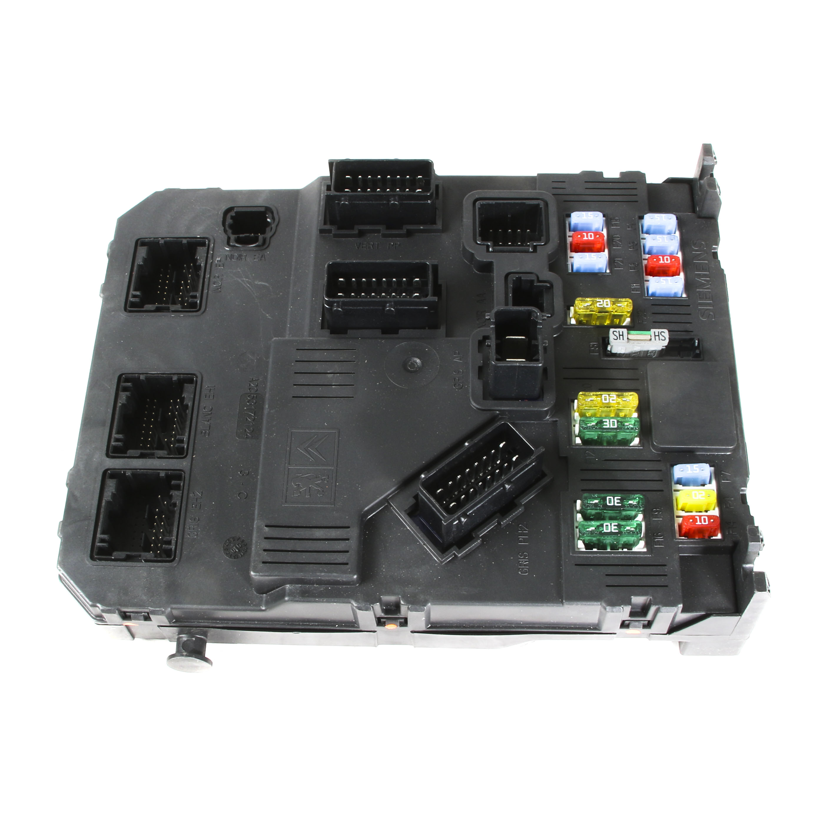 Peugeot 206 Fuse Box Where Auto Electrical Wiring Diagram 306 Layout 1999 Genuine Siemens Bsi 658065 6580fp