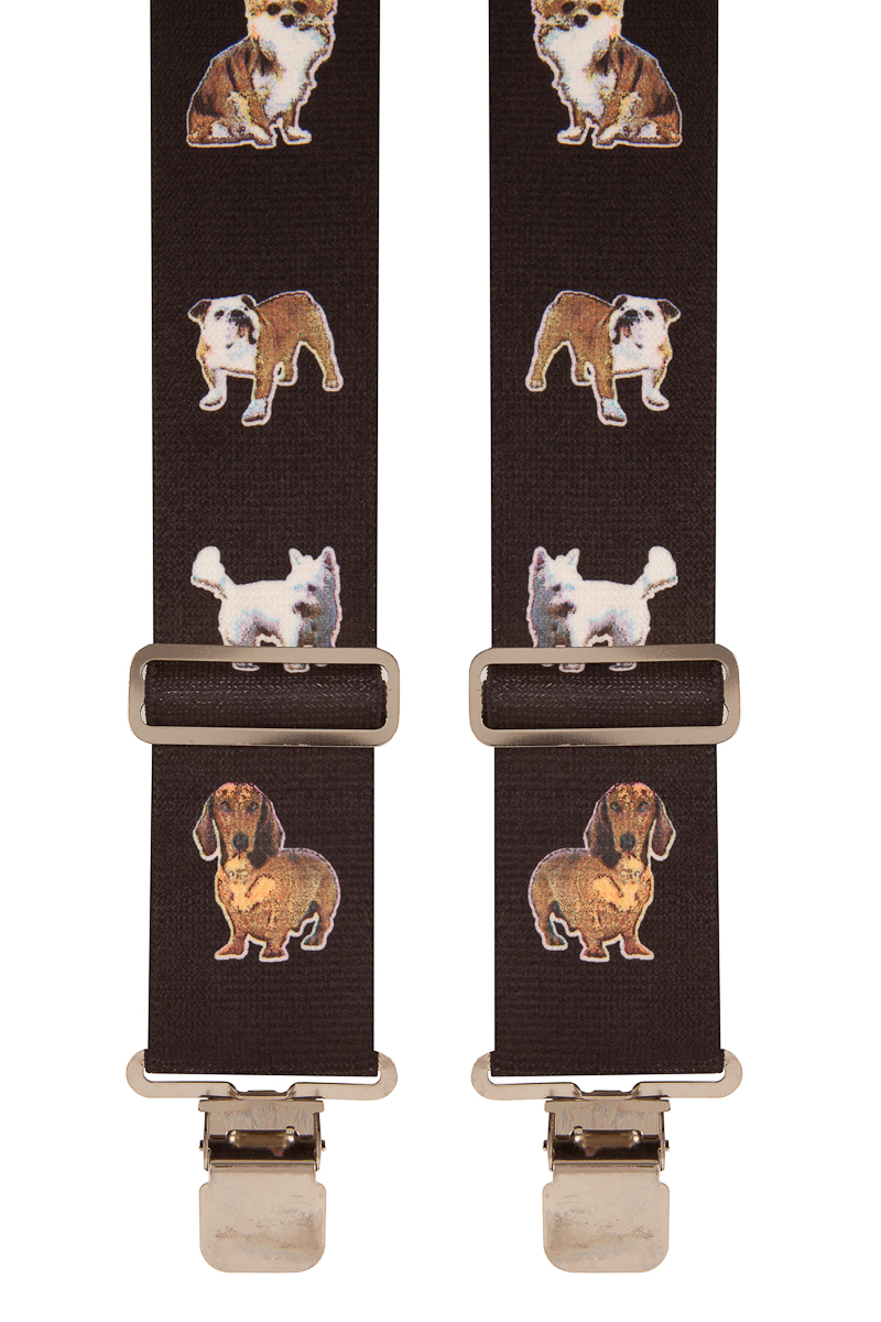 50mm X-Style Toy Dogs Braces #263