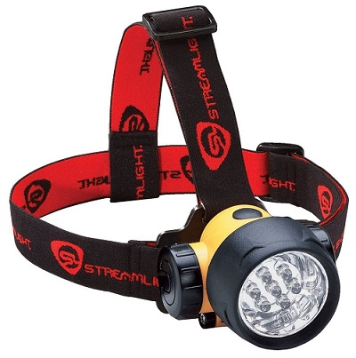 Head Torches & Hands Free Lights