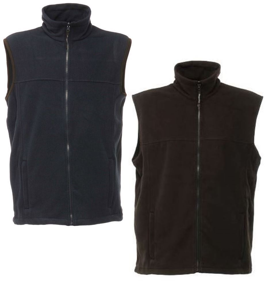 Regatta TRA700 Haber II Fleece Body Warmer Lighter Weight Various Colours