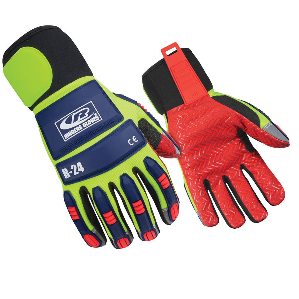 Ringers Gloves R-24 Impact Protection & Cut Resistance Heavy Duty Gloves - 247