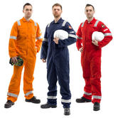 Roots RO13090 Flamebuster Fire Resistant ARC Protection FR Nordic Work Coverall