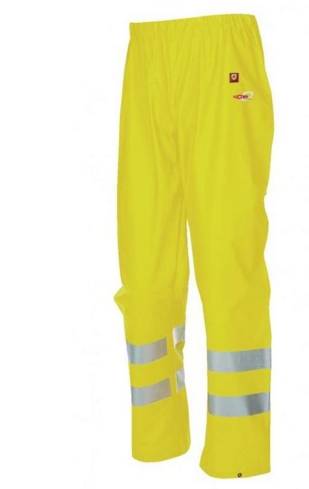 official site new lower prices a few days away Sioen Gemini 6580 Hi Vis Flexothane Waterproof & Windproof Rain Trousers