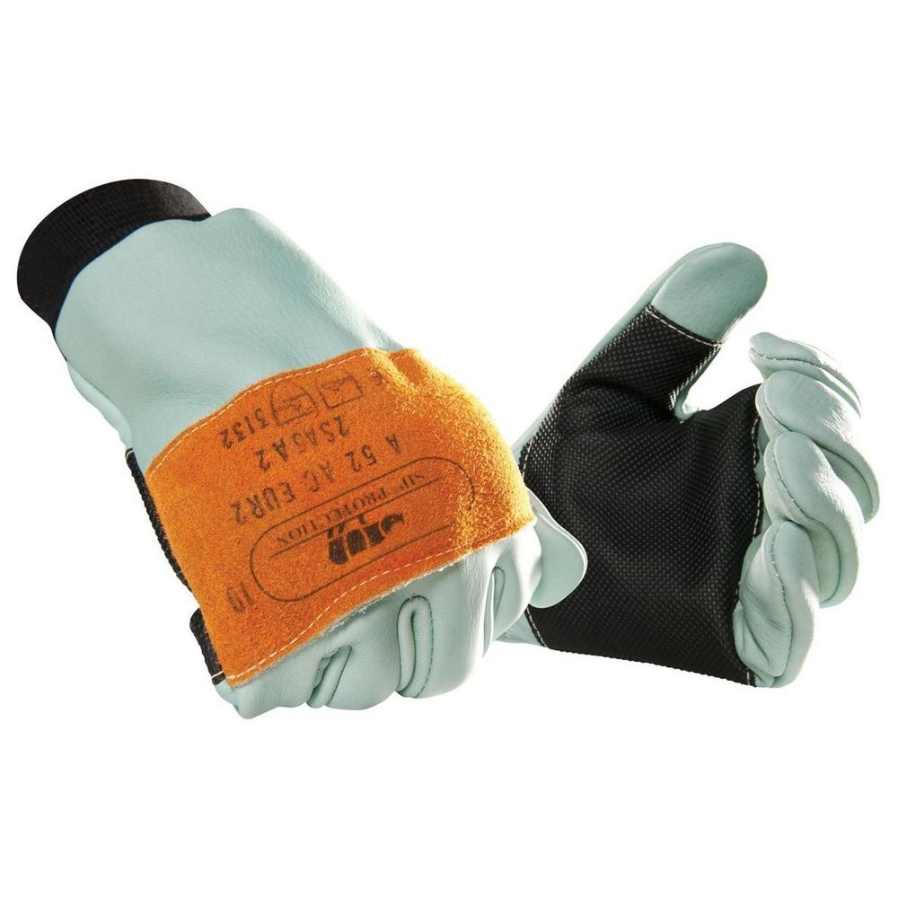 SIP Chainsaw Protection Forestry Gloves 2SA5 Cut Protection Waterproof