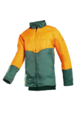 SIP Chainsaw Protection Jacket 1SI5 Green & Orange