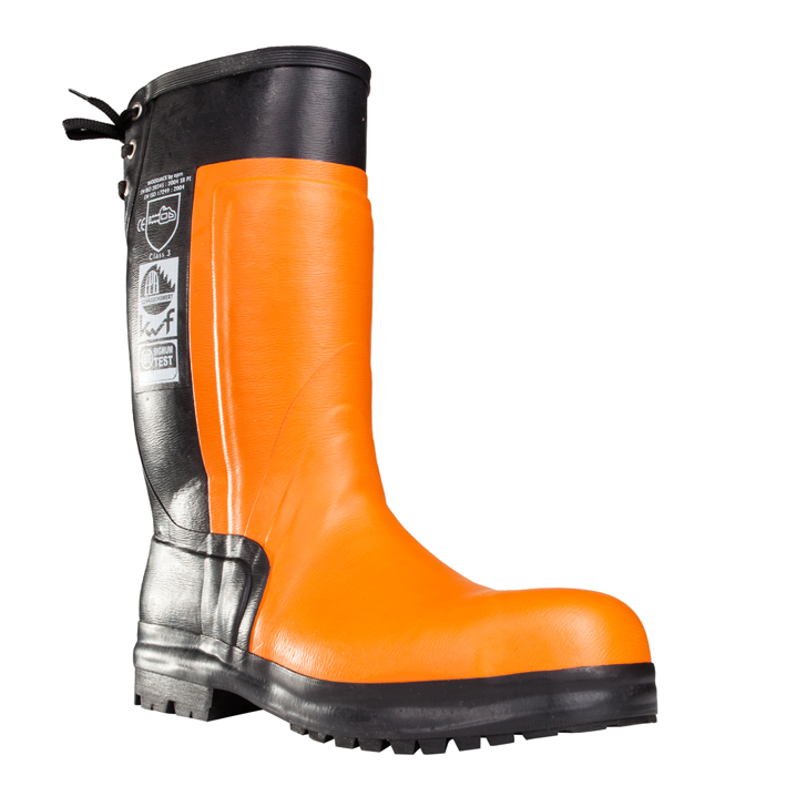 SIP Forestry Class 3 Wellingtons 3SD7 with Chainsaw protection