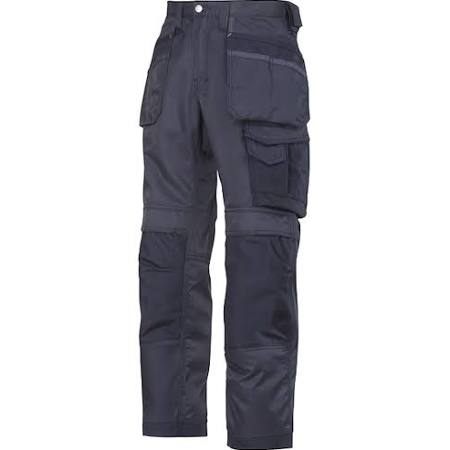 "Snickers 3212 Navy Trouser 30"" Leg With Holster Pockets"