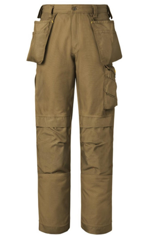 Snickers Workwear 3214 Trousers - Brown