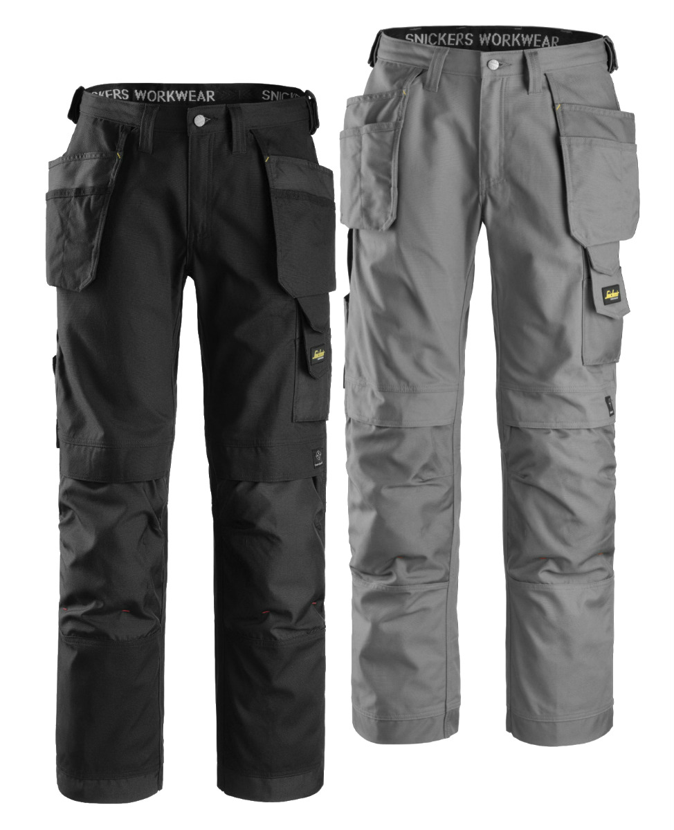 dc6319c139402 Snickers Workwear 3214 Holster Trousers
