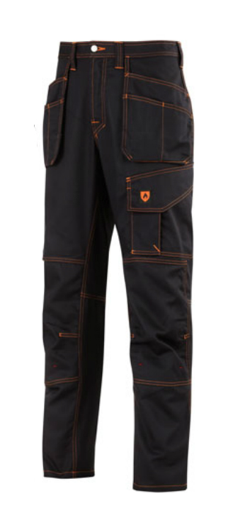 48b75abffe27 Snickers Workwear 3257 Antiflame Flame Retardant Work Holster Trousers
