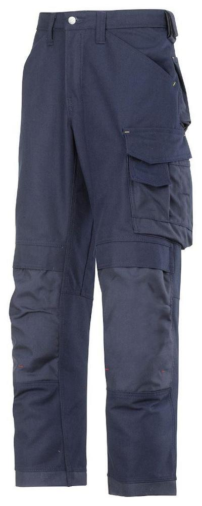 Snickers Workwear 3314 Cordura Durability Knee Pad Pockets Cargo Trouser