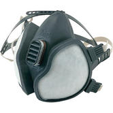 3M 4251 FFA1P2D Reusable Half Masks Respirator Organic Vapour Particulate Paint