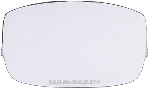 3M 426000 Speedglas 9000 Outer Protection Plate Pack Of 10 Clear Visors