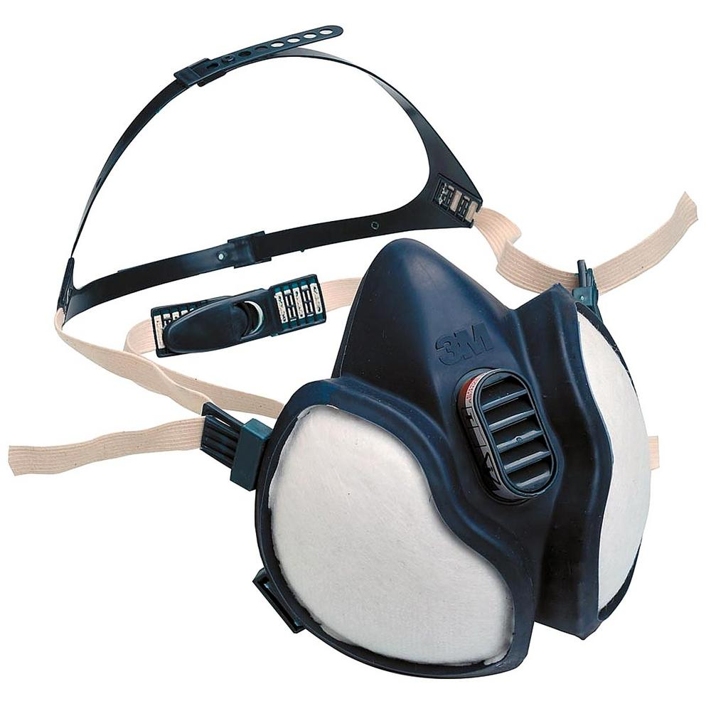 3M 4277 FFABE1P3D Half Mask Reusable Respirator