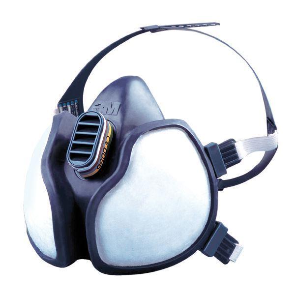 3M 4279 FFABEK1P3D Half Mask Reusable Respirator Acid Inorganic Gas Ammonia