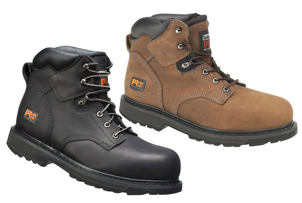 Timberland Pro Leather Antistatic Welted 6inch S3 Safety Boot