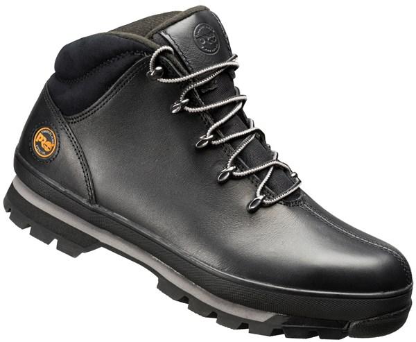 69ecc7b5113 Timberland Pro Splitrock Steel Toe Cap Work Shoes Black S3 HRO Safety Boot  6201042