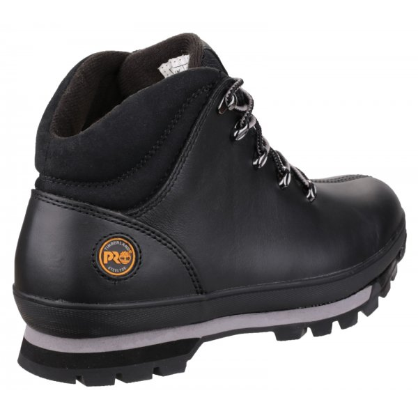 124cb41934a Timberland Pro Splitrock Steel Toe Cap Work Shoes Black S3 HRO Safety Boot  6201042