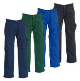 Tranemo 2820 50 Comfort Plus Trousers Knee Pads Pockets Cargo Work Pants