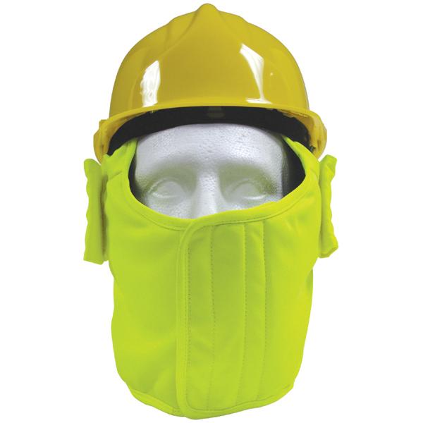 JSP Thermal Hi-Vis Cold Weather Helmet Warmer AHV380-001-500 for MK7; EVOLite; EVO2; EVO3; EVO8