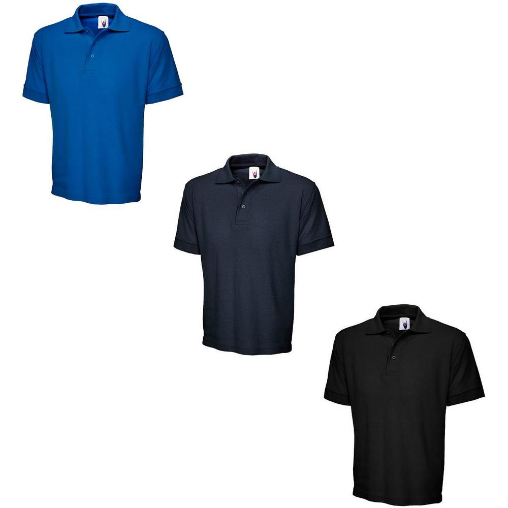 Uneek Premium 250gsm Polo Shirt UC102 - Various Colours