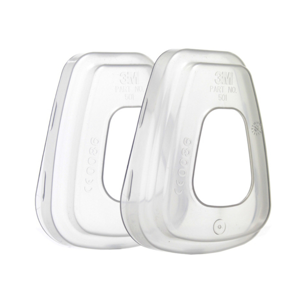 3m 501 Type Filter Retainers Pack Of 1 Pair