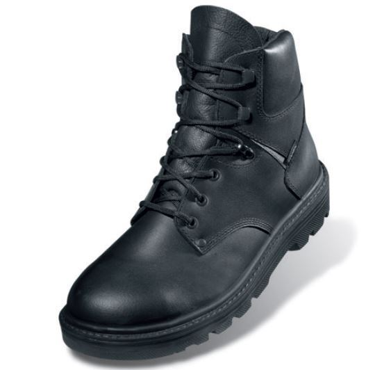 0565e02d403 Uvex Classic 8451/9 Safety Boot Black Hydrogel Insole Water Resistant  Leather