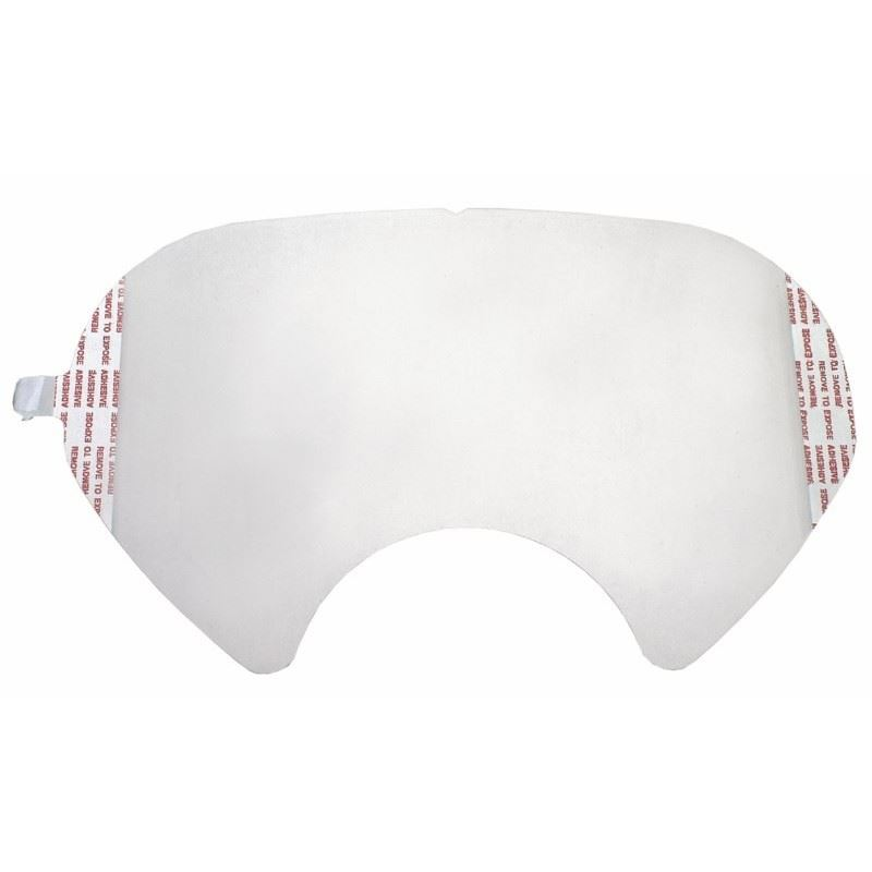 3M 6885/07142(AAD) Faceshield Cover Respiratory Protection (Pack of 100)
