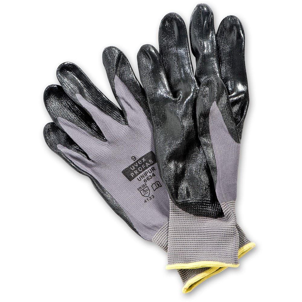 Uvex Profas Unipur Nitrile 6634 Work Glove