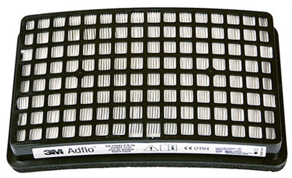 3M 837010 Adflo Respiratory Particle Filter P SL