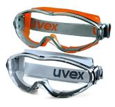 Uvex Ultrasonic 9302 Safety Goggles - Orange or Grey