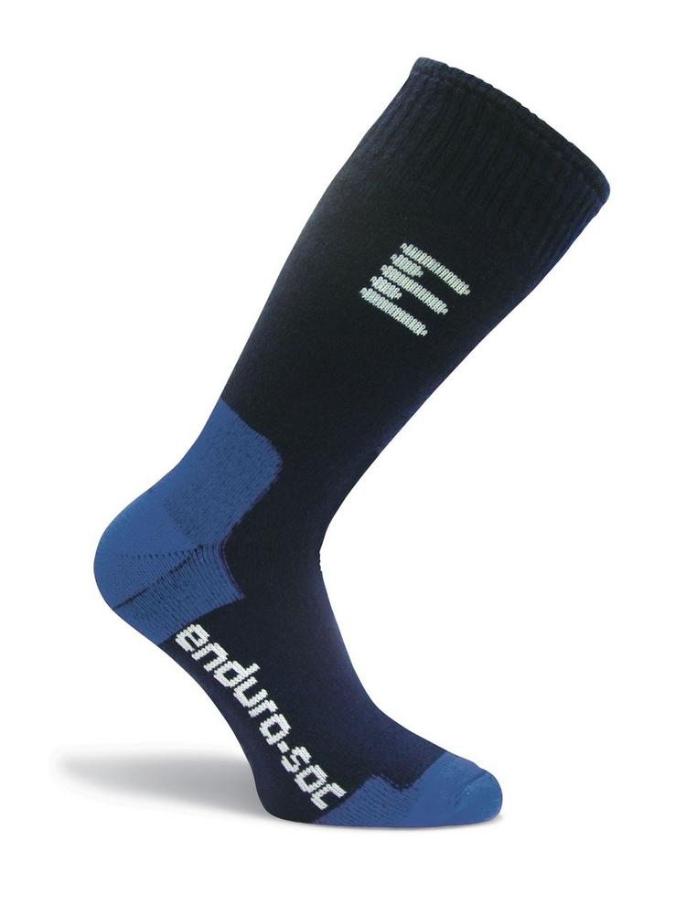 V12 Endura-soc Esok6 Work Socks Cotton Men's Womens Women's High (10 Pack)