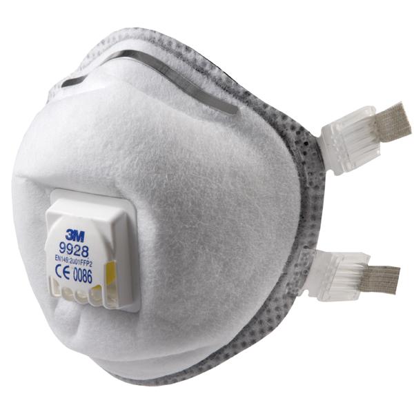 3M 9928 FFP2 Welding Respiratory Mask (10 Pack)