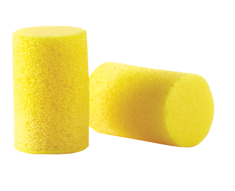 3M E.A.R. Classic Foam Earplugs SNR=28dB (Polybag) PR-01-004 Box OF 200 Pairs