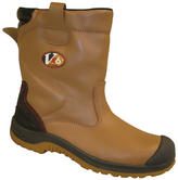 V12 Lynx Low Cut Metal Free Rigger S3 Safety Boot VR696