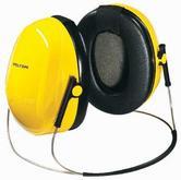 3M H9B Earmuffs Neckband SNR=24dB Yellow