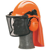 3M Peltor Forestry Package G3000 Helmet + Visor + Rain Protection + Earmuffs