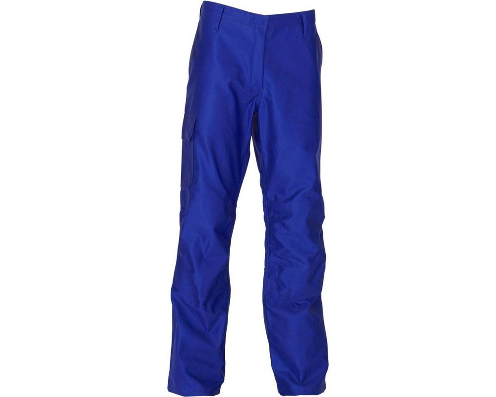 Wenaas Sofileta Kansas Nomex Comfort FR Work Trousers Royal Blue