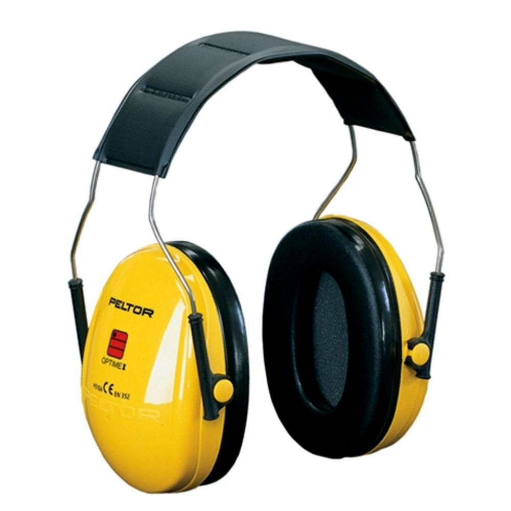 3M Peltor H510A Optime I Headband Ear Muff SNR 27dB