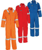 Wenaas 81720-0-25 Protex INHERENT FR coverall
